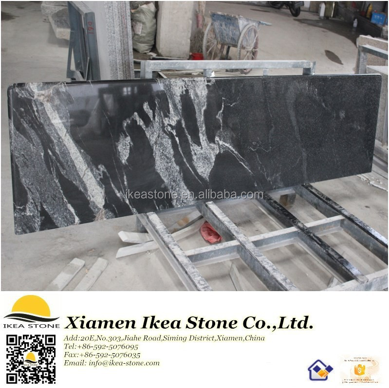 Kashmir Black Granite Furniture Tops