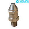 Stainless steel brass fire protection full cone nozzle
