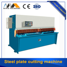 CNC Hydraulic Metal plate combined guillotine shears and press brake
