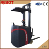 Japan REBOT brand 1.5Ton Seated drive type Counterbalanced Electric legless Stacker