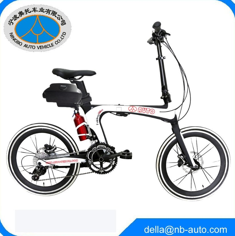 Light Magic 20inch folding electric bike