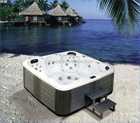 JOYSPA JY8017 model Outdoor pool spa / Hot tub which good for taller and stronger customer