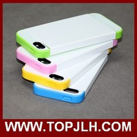 3D Sublimation TPU Case for iPhone 5