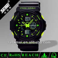 charming strong durable water resistant hip hop watch