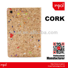 with magnet universal for ipad mini leather case