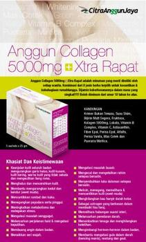 Anggun Collagen 5000mg + Xtra Rapat