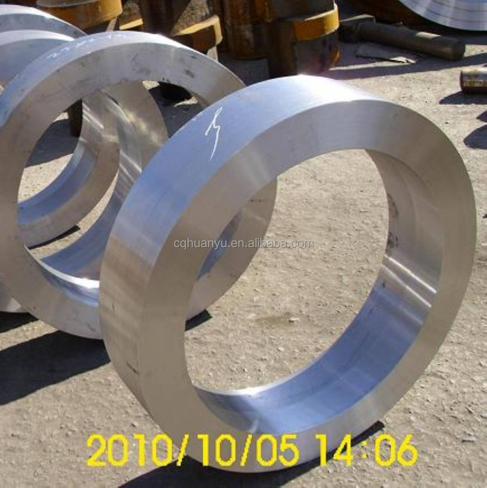 Aluminum forged ring 5083