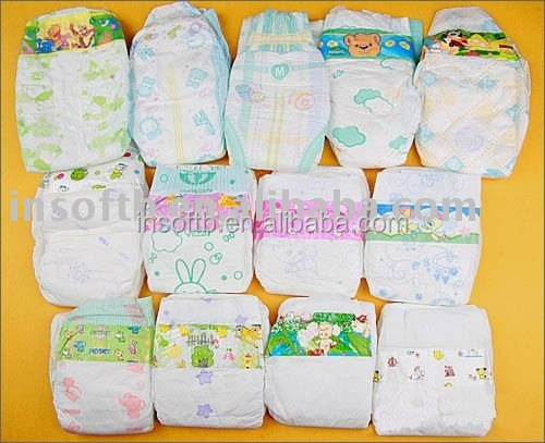 Hot sale happy baby diaper