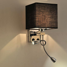 Black light hotel rooms hotels & resorts lamps for wall indoor light metal wall sconce