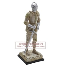 Wholesale Medieval knight armoury resin craft knight JOT2014-1