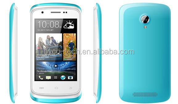 buy direct from china factory 3.5inch 3G movil telefono