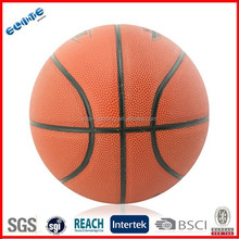 Wholesale PU best basketball outdoor with low price