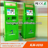 China Manufacturer Supplied Prefab Kiosk With Cash Dispenser