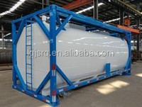 40 feet ISO tank container for oil/chemical oil storage tank container