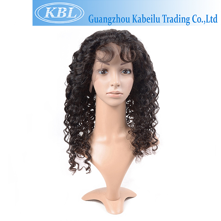 KBL new product human hair long straight black wig no bangs,long black straight hair wig,heat resistant full lace wigs