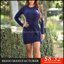 MGOO High Quality New Custom Xxl Size Women Casual Dress Autumn Tall Tube women Sexy Dress z761