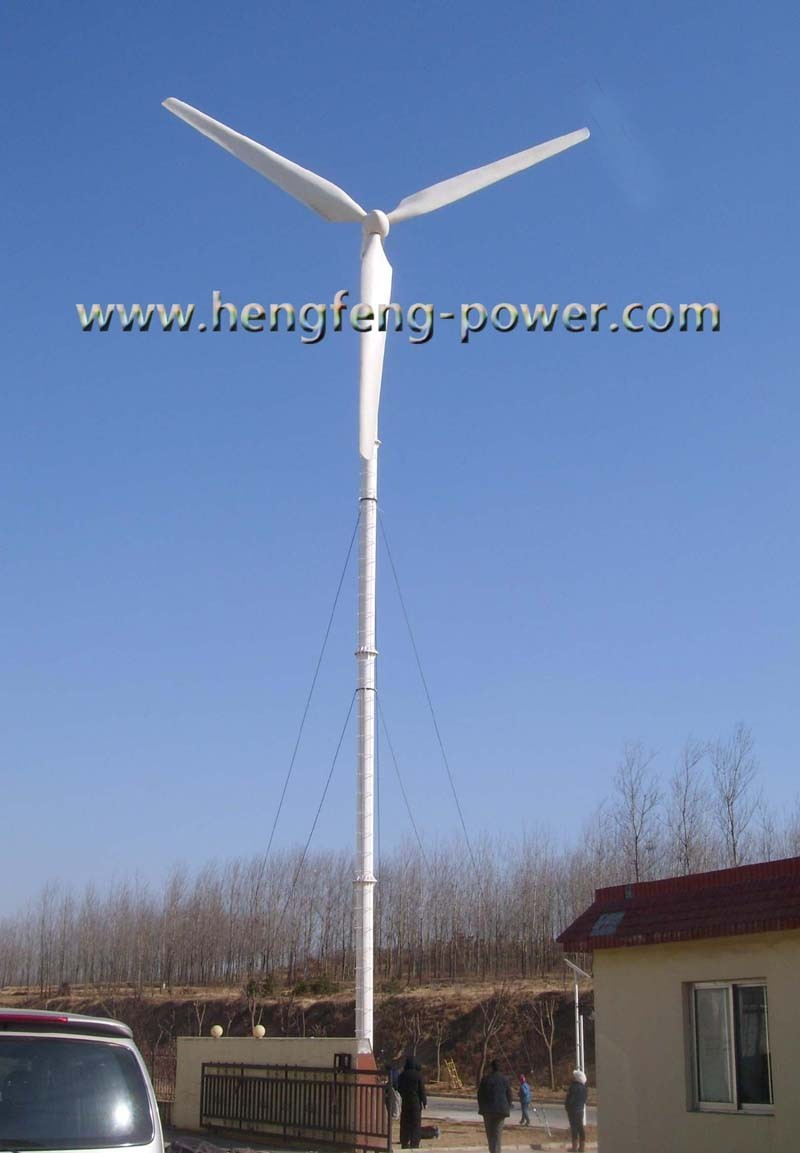 Wind turbine generator 150w-500kw wind turbine
