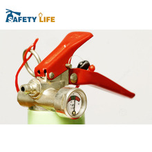 fire extinguisher rack/fire extinguisher head/valve for co2 fire extinguisher