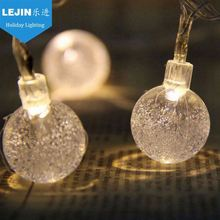 Most reliable supplier battery string lights camping Outdoor decoration
