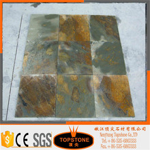 yellow quarzite slate/tiger yellow rust slate