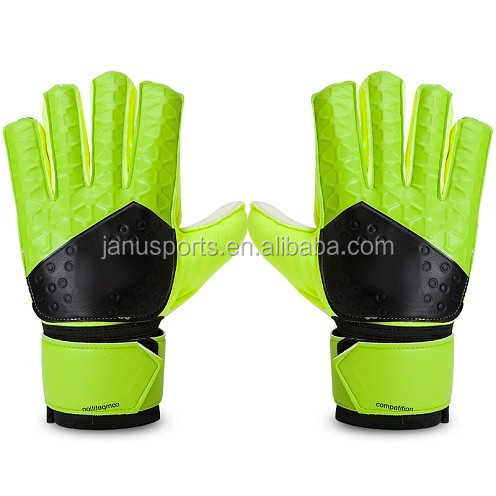 WoWEN-3080GB# Kids soccer gloves safety product football goalkeeper gloves