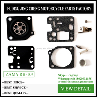 ZAMA CARBURETOR REBUILD CARB KIT RB-107 RB107 ECHO TRIMMERS, BLOWERS