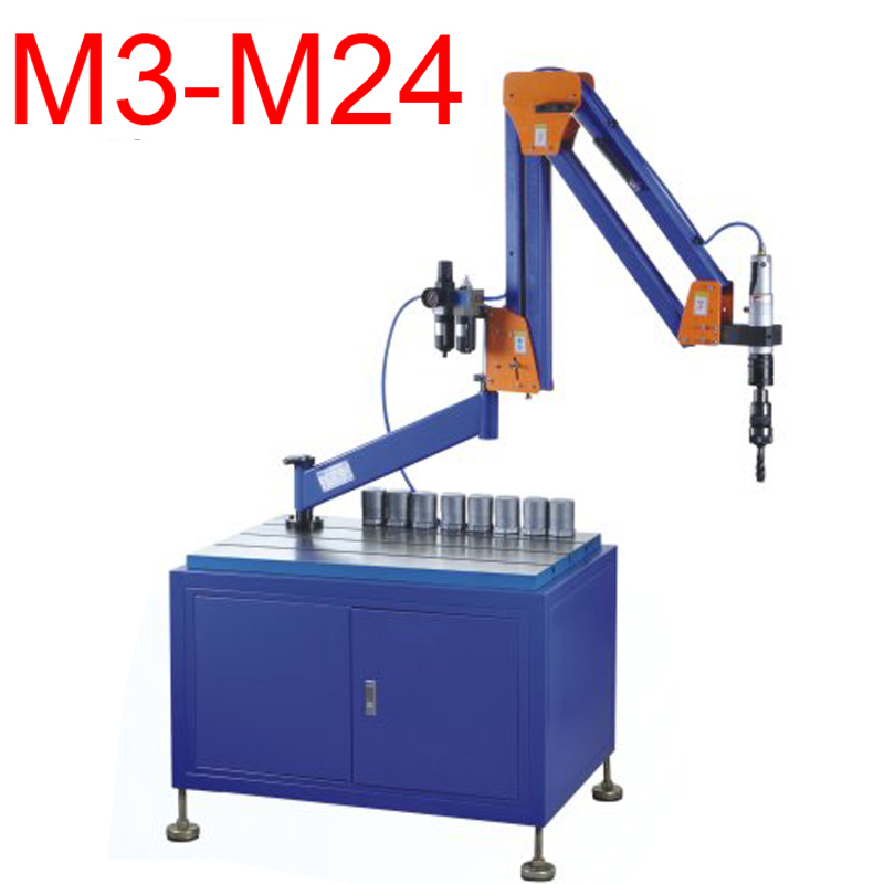 good quality industrial threading machine tapping for m3-m24 nuts