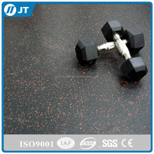 Shanghai Rubber Flooring for Heavy Duty Area in Gym