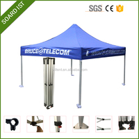 Dye sublimated Vendor Tents and logo trade show tents for any events