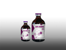 Anthelmintic veterinary injectable solution Ivermectin 1% injection