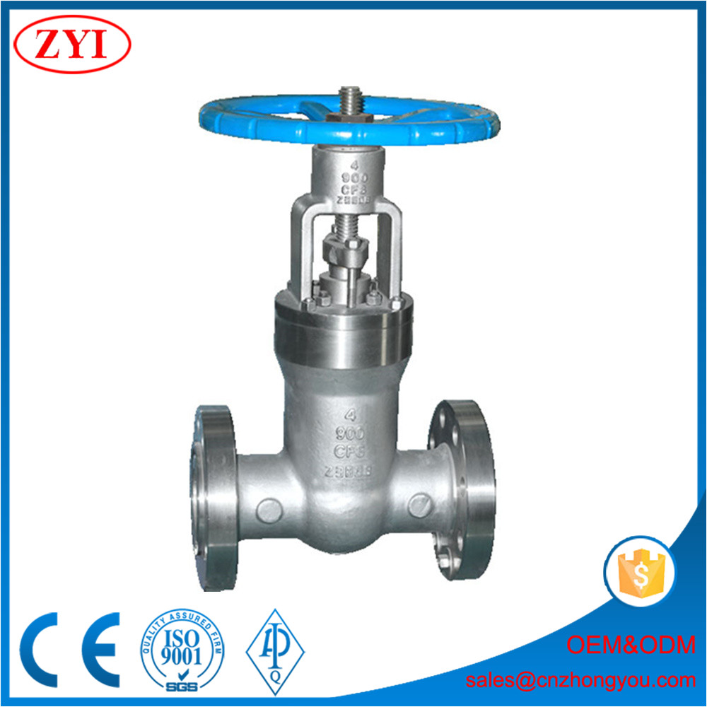 China manufacturer stainless steel industrial gate valve