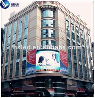 certificated good convex led display