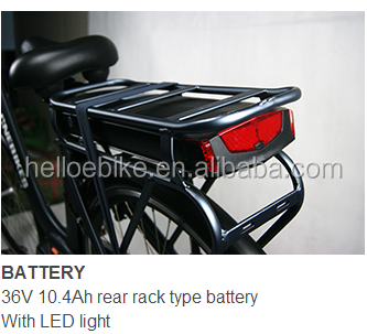 Factory supply 700C mid drive electric bike with Bafang max 250w motor