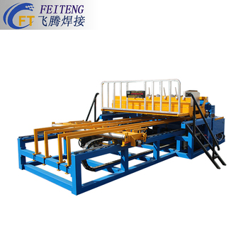 PLC Welding Fence Row Machine Factory Outlet China Supplier
