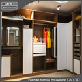 Foshan Narnia new style lacquer walk in wardrobe closet