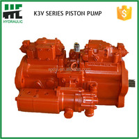 Hydraulic Double Pumps Kawasaki Series K3V63DT Hydraulic Pump