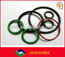 Standard different colors hot selling silicon rubber o ring rubber ring assortment set rubber Grommets Kit