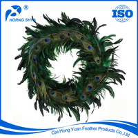 High Quality Decorative Schlappens Wreath With 15pcs Eyes And 7pcs Swords/ 11-19.5 Inch Wreath