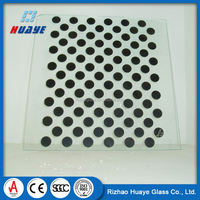 China Manufacturer Factory Price decorative ceramic frit glass sheet