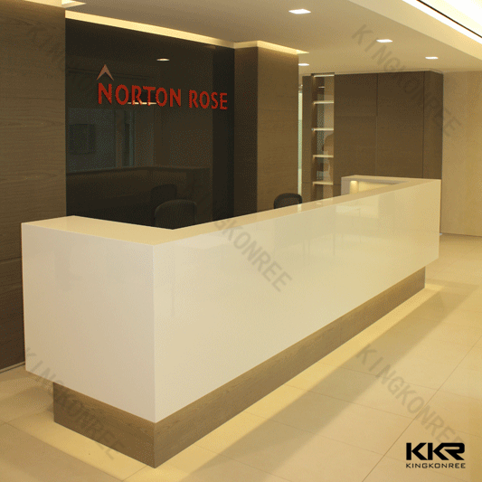 Fitness Center Reception Desk Commercial Front Counter