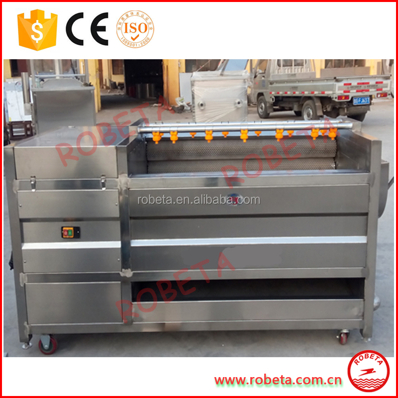 Commercial Vegetable Peeler Machine/ Industrial Potato Peeling Machine Taro Peeling Machine