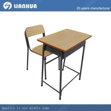 classroom table and chair combination