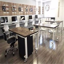 Brikley hpl phenolic compact laminate office tabletops