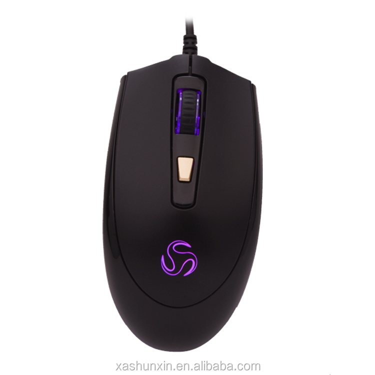 Wholesale Market Computer Gaming Optical USB Mouse G600