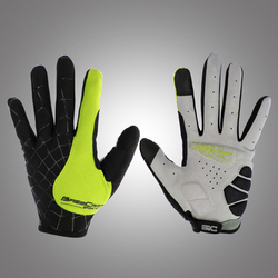 Top quality custom design motocross gloves / waterproof motorcycle gloves / long finger bike gloves