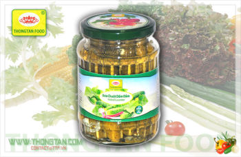 Pickled Cucumber with high quality