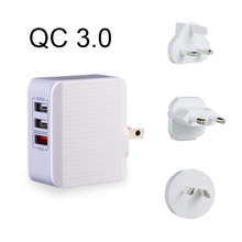 Factory Supplier Quick Charge 3.0 30W Smart USB QC3.0 Fast Charger