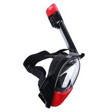 New Arrival Underwater Scuba Anti Fog Full Face Diving Mask Snorkeling and Snorkel for Men Women