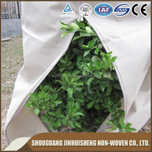 [FACTORY] Anti UV nonwoven plant protection jackets,breathable PP winter frost plant protection bags,garden plant cover/pp nonwo