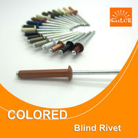 color blind rivets For wine packing
